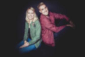 Voor een creatieve portretfoto van jou en jouw geliefde ga je naar www.studio86.nl  A creative photo of a love couple.