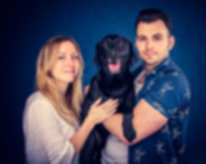 Wil jij als baas(jes) met jouw hond op de foto? Studio86 is zeer geschikt voor dieren waardoor jij een studioreportage kan maken van jouw hond. Dierenfotografie is tegenwoordig hartstikke populair en steeds meer mensen boeken een fotoshoot van hun hond.