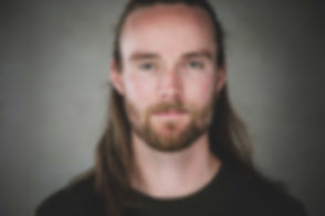 Close up foto van Tommie Hoogerwerf. Professionele castingfoto's laten maken? Dat kan bij Studio86. Close-up from a handsome guy. Casting photo.