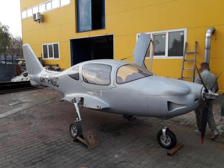 ANG 01, ROTAX 912is.