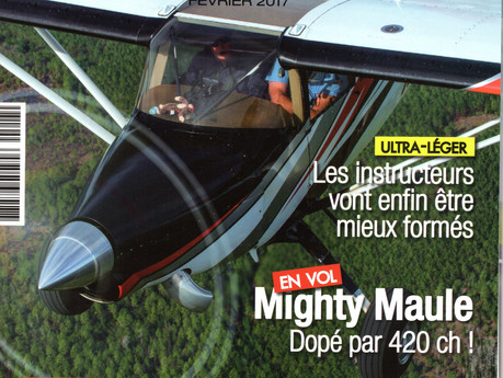 Article Aviation & Pilote.