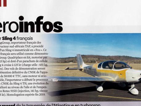 Info Pilote Avril 2019.