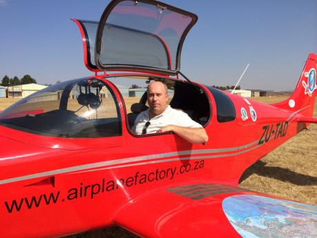 Visite chez Airplane Factory