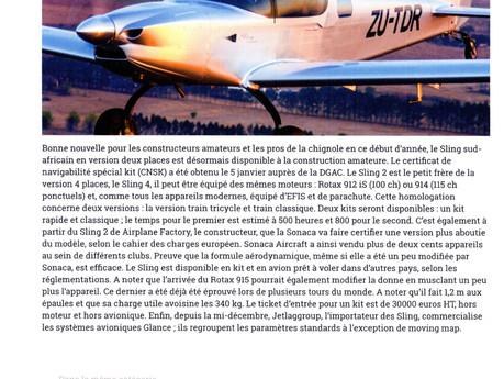 Presse aéronautique internet