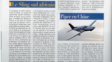 JETLAGgroup dans la presse aéro de novembre