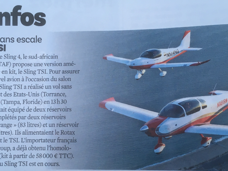 Article Info Pilote.