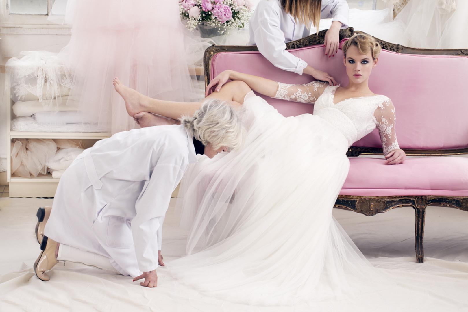 Brautkleid Adele