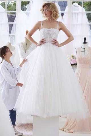 Brautkleid Aubepine