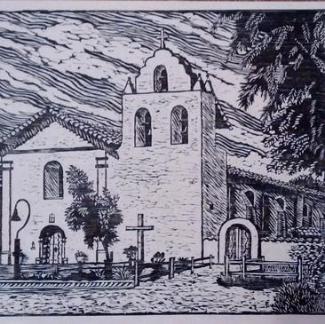 Santa Ynez Mission