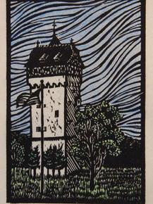Grafenwoehr Tower