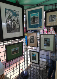 Prints at Occoquan Show