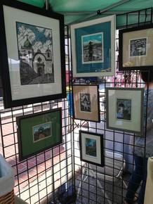 Prints at Occoquan Show