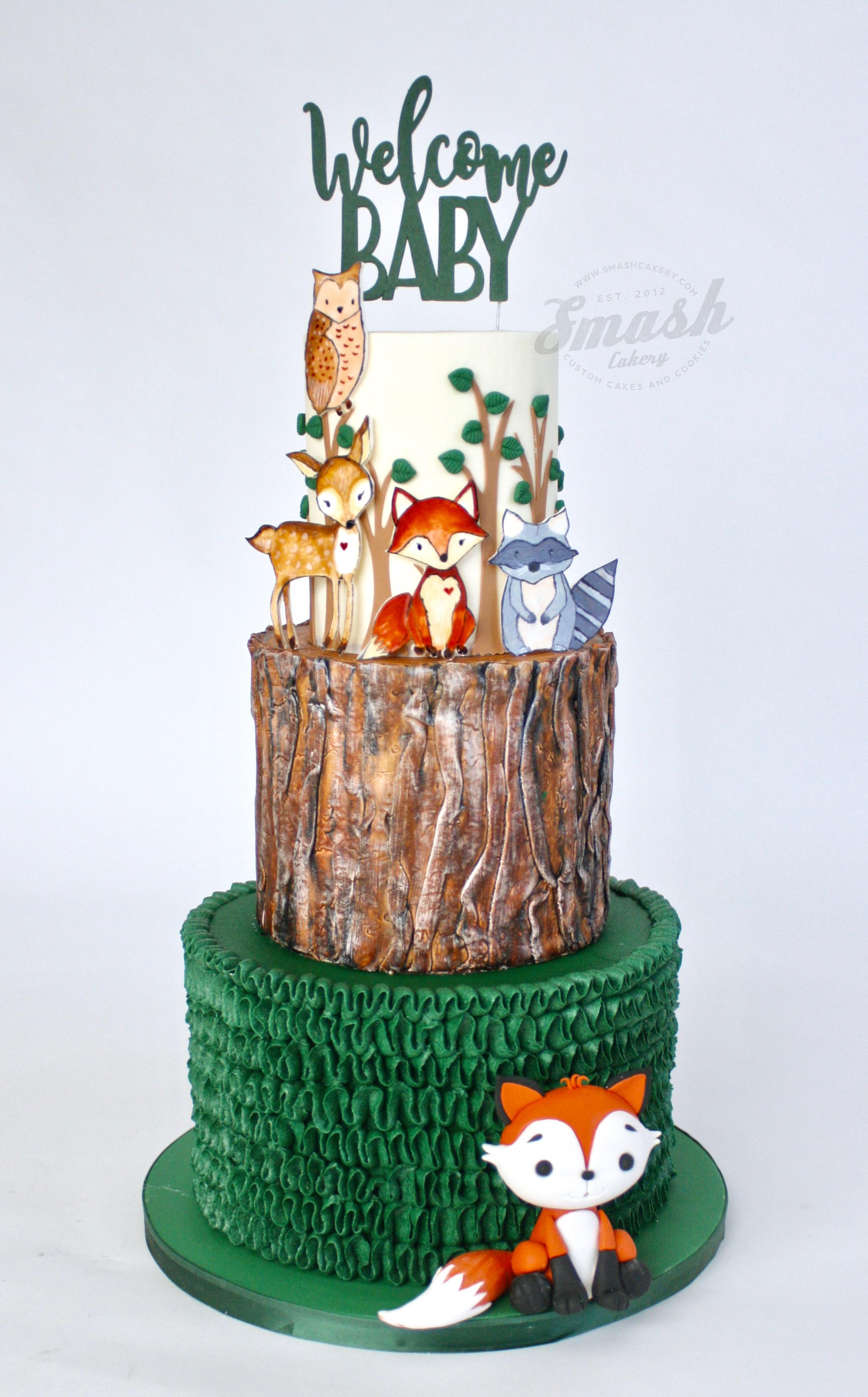 woodlandcake