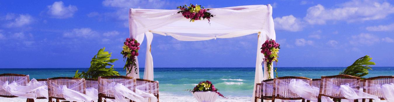 Paquetes de boda en la Riviera Maya