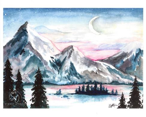 Glacial Stillness