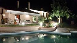 Eclairage piscine à Montauban