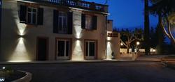 Olisa éclairage extérieur façade