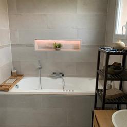 Bandeau Led salle de bain
