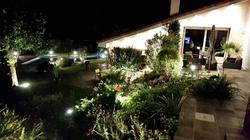 Eclairage terrasse à montauban