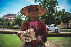Selling Karma in Laos