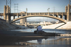 Reflecting on the L.A. River