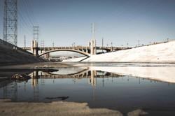 L.A. River Reflect