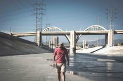 L.A. River Strut