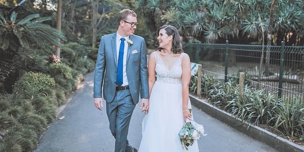 2020 Bridal Expo at Adelaide Zoo