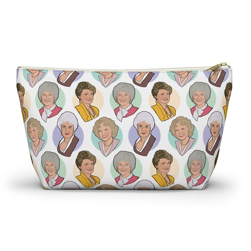 The Golden Girls Zippered Pouch - The Red Swan Shop