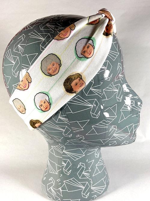 The Golden Girls Headband Hair Accessory