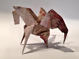pegasus origami