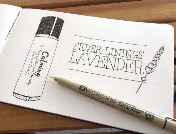 illustration for giveaway