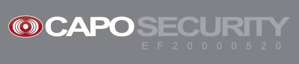 capo security logo