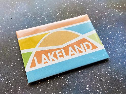 Souvenir Magnet - Lakeland Florida