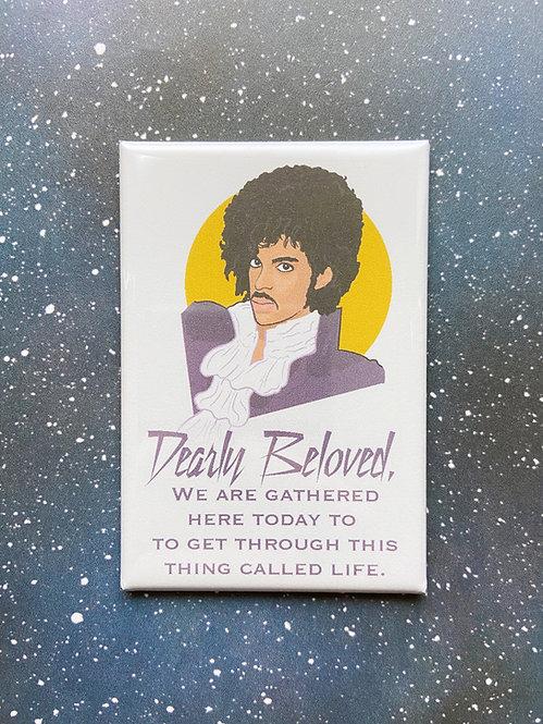 Souvenir Magnet - Prince