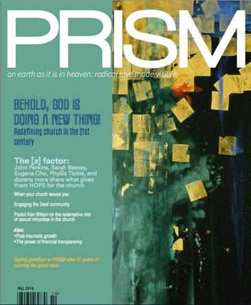 PRISM magazine issue