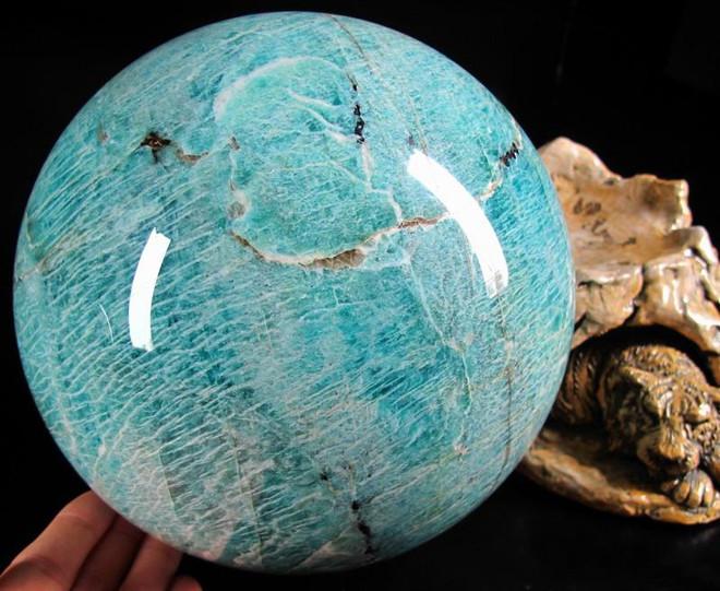 натуральный амазонит, свойства амазонита