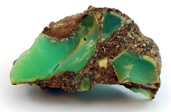 хризопраз свойства камня
