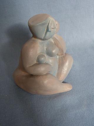 Femme Picasso 2  10X8   120€