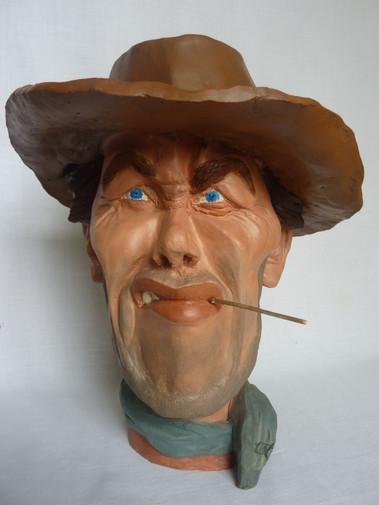 Clint Eastwood  33X25   380€
