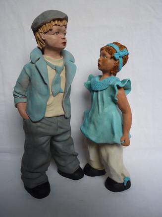 Thomas et Tiffany les Amoureux  500€