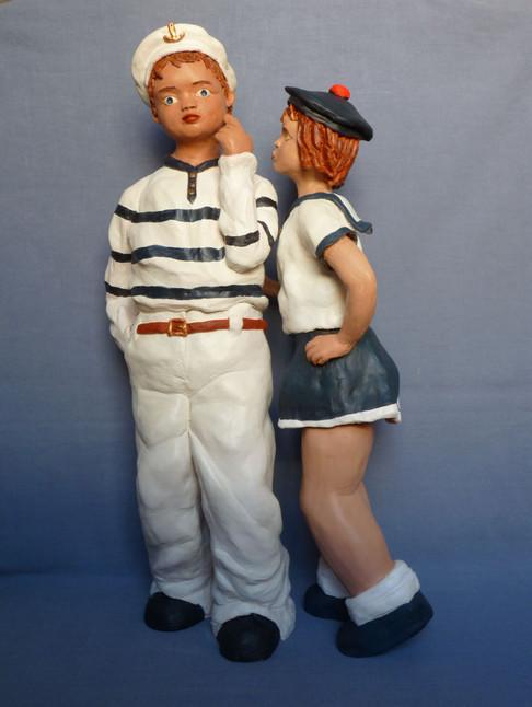 Ted et Trudie  600€
