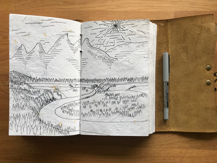 Ansel // Heymitch — Illustration
