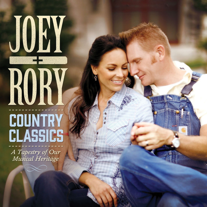 """""""COUNTRY CLASSICS"""" - Joey+Rory (2014)"""