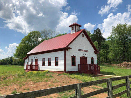 once upon a schoolhouse