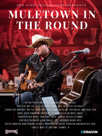 """""""Muletown in the Round"""" 