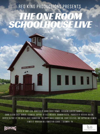 """""""The One Room Schoolhouse LIVE"""" - Rory Feek Educational Project with Hardison Mill Homestead School"""