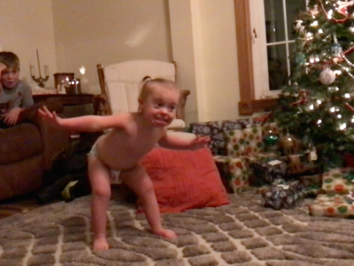 twas a few days before christmas…