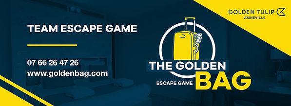 Escape Game Golden Bag Amnéville
