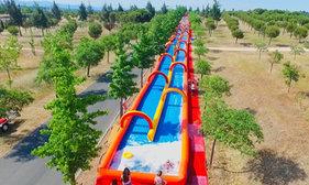 Big Slide Splash - Castelo Branco